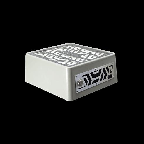 Manicure dust collector ÜLKA X2F PREMIUM gray