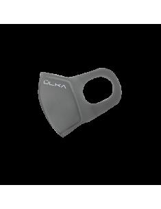 Coal reusable pitta mask ÜLKA gray