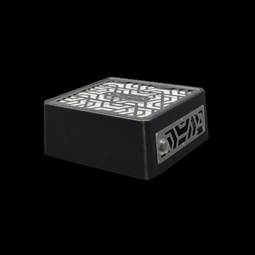 Manicure dust collector ÜLKA X2F PREMIUM black