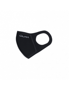 Coal reusable pitta mask ÜLKA black