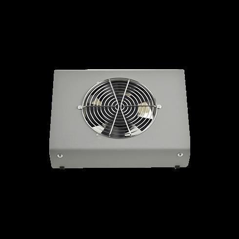 Manicure dust collector ÜLKA X2 gray