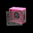 Manicure dust collector ÜLKA X2F PREMIUM pink